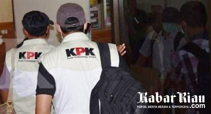 Ondee, KPK Hadirkan 14 Saksi Korupsi Jalan Bengkalis Sekaligus Ke Mapolresta Pekanbaru