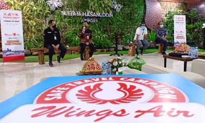 """""""Hari Pelanggan Nasional"""" Lion Air Kampanyekan Kenyamanan dan Keselamatan Perjalanan Udara"""