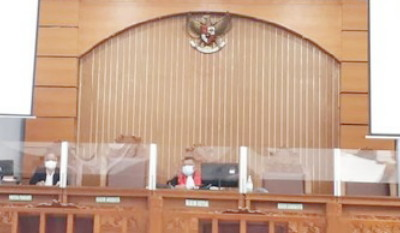 Kuasa Hukum HRS Jelaskan Izin Wako Jakarta Pusat Saat Sidang Perdana Praperadilan