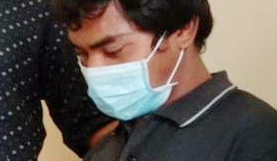 Gegara Wanita, Pria Penuh Tato di Sidoarjo Ini Tega Pukuli Ibu Kandungnya