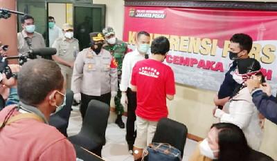 Belasan Pelaku Esek-esek di Apartemen Green Pramuka Ditangkap Polisi