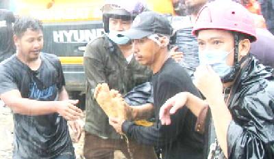Up Date Gempa Majene, Korban Gempa Sulbar Terus Bertambah