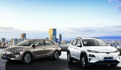 """Hyundai Luncurkan Mobil Ramah Lingkungan """"IONIQ Electric dan KONA Electric"""""""
