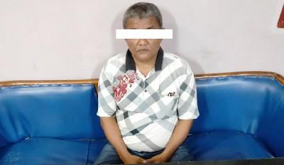 Diduga Jadi Bandar Togel, Pria 54 Tahun Dimankan Polsek Mandau