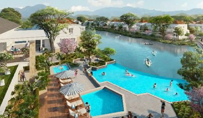 Bertabur Hadiah Setiap Pembelian Unit Resort Berkelas di Podomoro Park