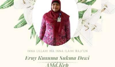 Innalillahi Wainnailaihi Rojiun, Nakes Erny Kusuma Sukma Devi Wafat