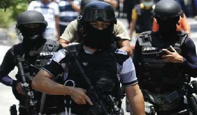 Tiga Terduga Teroris Jaringan JAD Kalbar Ditangkap Tim Gabungan Densus 88