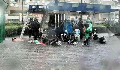 Dibandingkan Sebelumnya Curah Hujan Lebih Kecil, Aneh Banjirnya Malah Parah