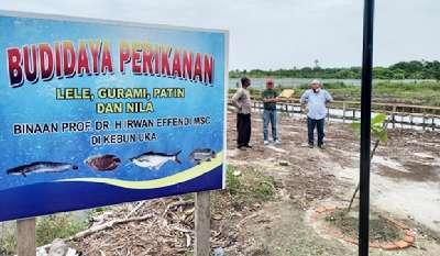Pusdiklat DPP APPI ; Hanya Menanam 6 Pohon Jeruk Warga Bisa Menghidupi Keluarganya