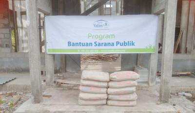 Rumah Yatim Riau Salurkan Bantuan ke Mushola Nurul Hidayah dan Santunan Da'i