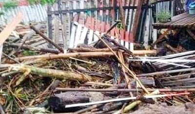 Hutan Kritis, Banjir Bandang Hancurkan Puluhan Rumah di Dompu