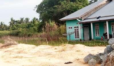 Pengusaha Kaya Pasir Sialang Kampar Tutup Aset Pemda, Sekda: Itu Menyalah
