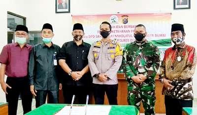 Sinergitas Ketahanan Pangan, DPW Santan NU Buat Sejumlah MoU