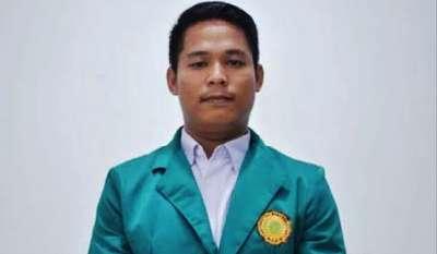 TPK Dana SPPD Fiktif Pemkab Kuansing Dikawal Mahasiswa, Edo Cipta: Sebaiknya Tersangka Ditahan!