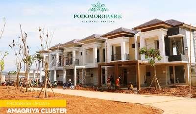 Pembangunan Kawasan Hunian Resort Podomoro Park Bandung Semakin Menunjukkan Progres yang Signifikan