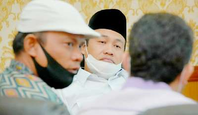 DPP APPI Riau Audiensi ke Ketua DPRD Provinsi Riau