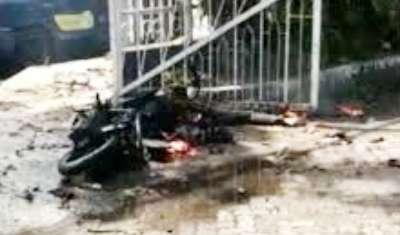 Surat Wasiat Pelaku Bom Bunuh Diri Untuk Ibundanya Berdar DI Medsos
