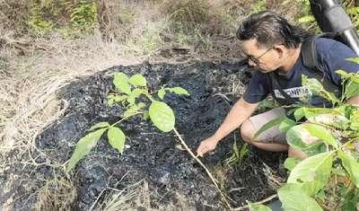 Demo Limbah PT Chevron Derita Warga Minas, Dwiyana: CPI Tidak Bisa Lepas Tangan