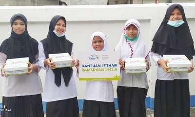 Cabang Rumah Yatim di 20 Provinsi Serentak Bagikan Hidangan Buka Puasa untuk Anak Yatim dan Dhuafa