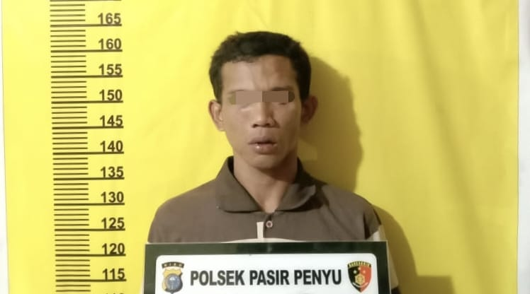 Nekat Bongkar Konter HP, Pemuda Pengangguran Ditangkap Polisi