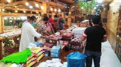 """SANTAN NU dan APPI Kumpul dalam """"Ramadhan Berbagi"""""""