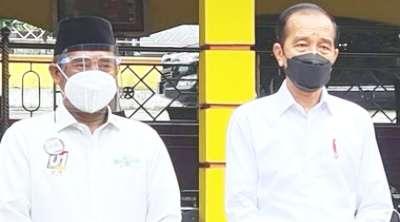 """""""Bisikan"""" Ketua Santan NU, Rusli Ahmad Pada Jokowi Diungkap Media, Apa Itu?"""