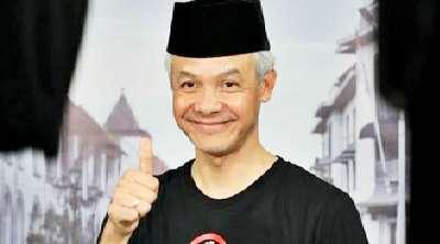 Netizen Kecewa Ganjar Pranowo Tak Diundang dalam Acara PDIP Jateng