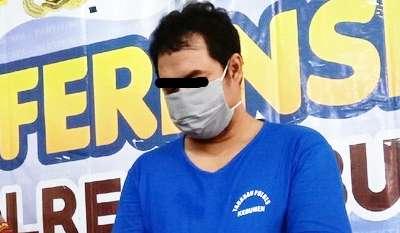 Penipu Ulung di Kebumen Diciduk, Kapolsek Gombong AKP Willy Budiyanto: Pelaku Merupakan Residivis