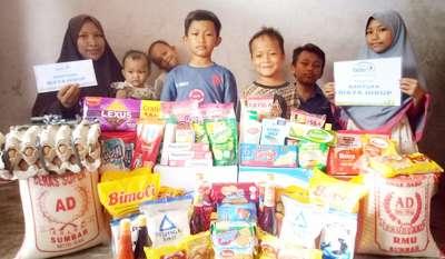 Berbagai Usaha Dilakukan Mira Memenuhi Kebutuhan 6 Anaknya