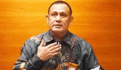 Ketua KPK Tepis Membangkang Pada Presiden, Firli: Kita Bertindak Sesuai Arahan dan UU