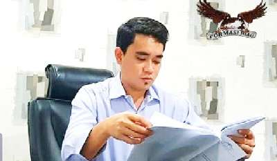 "Laporan Pidana Gubri Mirip ""Drakula"" Diingatkan Pakar Pidana, Dr. Huda ; Ada SKB - ""KB/2/VI/2021"""