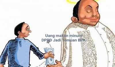"""Temuan BPK, Badria Rikasari Diduga """"Mainkan"""" Uang Makan DPRD Kota Pekanbaru"""