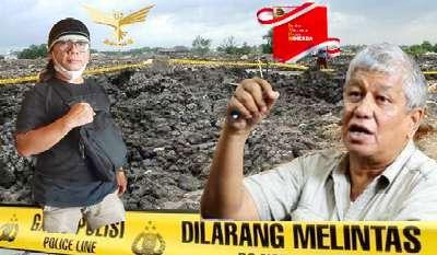 Berpacu Cepat Perjuangkan Nasib Riau dari Limbah PT CPI : ARIMBI Lapor Pidana, CERI Juga Menggugat