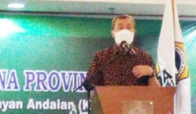 """Terciduk Buka Acara KTNA di Kampar, Gubri Diduga Sukses """"Kelabui"""" Gugus Tugas"""