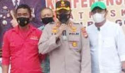 AnggotaSatpol PP Gowa Tersangka Kasus Pemukulan di Masa PPKM