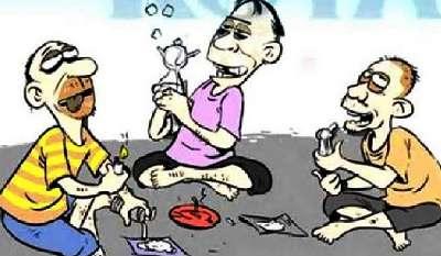 Karutan di Depok Terlibat Narkoba, Warga: Pak Yasonna Tes Urine Aja Semua Penjaga Lapas dan Rutan