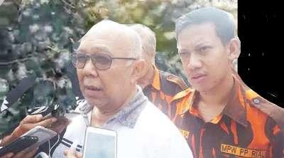 Ketua MPW PP Riau Minta Seluruh Jajaran Kawal Sidang Gugatan Limbah Minyak Chevron