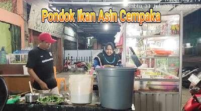 Pondok Ikan Asin Bismillah Cempaka, Pekanbaru Pesan No HP 081365444967