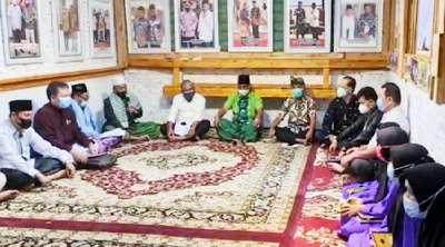 "Tokoh Lintas Agama dengan Santri Tani NU Adakan Doa Bersama ""Semoga Indonesia Keluar Dari Pandemi"""