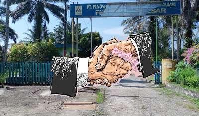 """Kasi AMDAL DLHK Riau, """"Kami tidak Berhak Mengawasi Izin Limbah B3"""""""