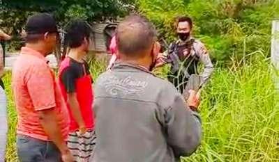 """Ketika Titah Kapolda Riau """"Diabaikan"""" Jumat Barokah Nyaris Berdarah"""
