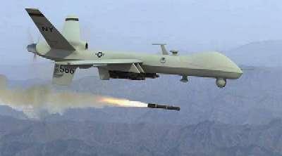 Dalih Balas Serangan Aktor Bom Bunuh Diri ISIS-K, Drone Amerika Menyalak di Afganistan