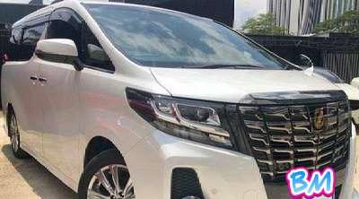 """5 Mobil Dinas Mewah yang Dikuasai Bupati Kampar """"Berseleweran"""" Hingga ke Pulau Jawa, Jenis Alphard """"Raib"""""""