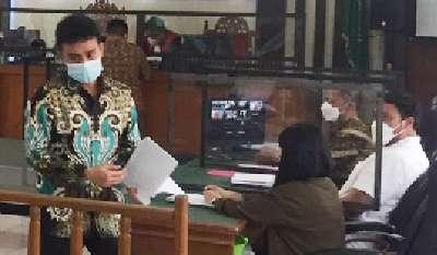 KLHK dan DLHK Riau Dituding Remehkan Institusi Pengadilan, Martianus; Permainan Apa Lagi Ni?