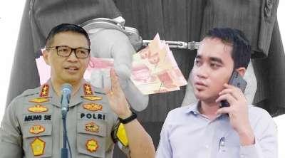 FORMASI Riau; Masyarakat Riau Hanya Minta Buah Tangan Bapak Kapolda Agung Usut SPPD Fiktif DPRD Rohil