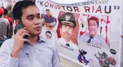 Kajati Riau Diminta Panggil Kembali Mantan Bupati Siak, Dr. Huda; Kalau Tak Sanggup Kita Minta KPK Campur Tangan