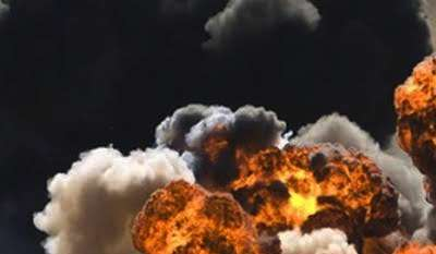 Ledakan Bom Teroris Temuan Densus 88 Menyebabkan Getaran Hebat