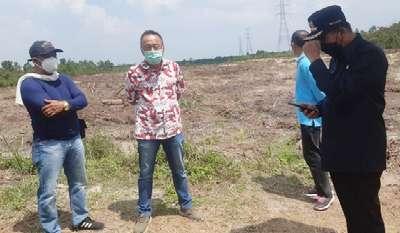 """Di Dua Polda Lolos Dari Jeratan Hukum Akhirnya """"Mafia Tanah"""" Pekanbaru Mendekam, Korban: Ingat Titah Kapolri"""