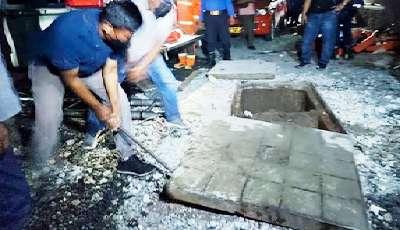 Dugaan Sementara Uap Comberan Penyebab Kematian 5 Orang di Kota Tangerang