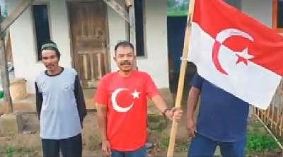 Menghebohkan, Bendera Negara NII Muncul di Youtube